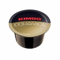 Kimbo Blue 100% ARABICA (GOLD) 96*8 г.