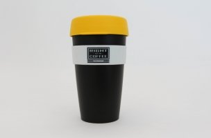 "Keep Cup Keep Cup ""RN Coffee"" Black, Large, 454 мл"