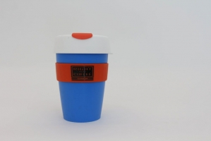 "Keep Cup Keep Cup ""RN Coffee""BLUE, Large, 454 мл"