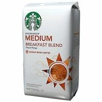 Starbucks Breakfast Blend 340гр