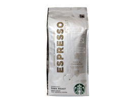 Starbucks Dark Espresso Roast 250гр