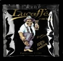 Lucaffe Mr. Exclusive 100% arabica, 150 шт.