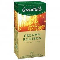 Greenfield Creamy Rooibos, 25 шт.