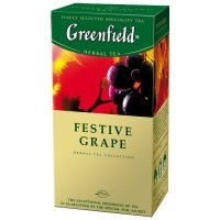 Greenfield Festive Grape, 25 шт.