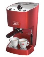 Gaggia New Espresso Color Red