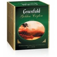 Greenfield Golden Ceylon, 100 шт.
