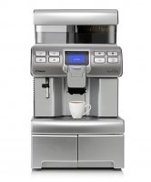 Saeco Aulika Top High Speed Cappuccino Silver