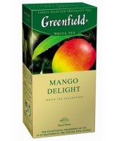Greenfield Mango Delight, 25 шт.