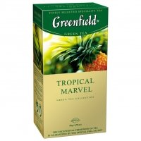 Greenfield Чай Tropical Marvel